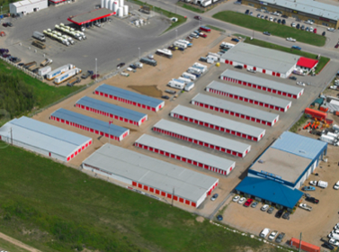 Sentinel Storage - Fort McMurray